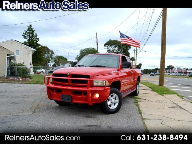 2001 Dodge Ram 1500 Quad Cab Long Bed 4WD