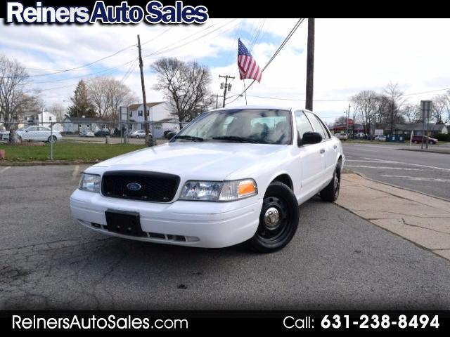 2006 Ford Crown Victoria P72