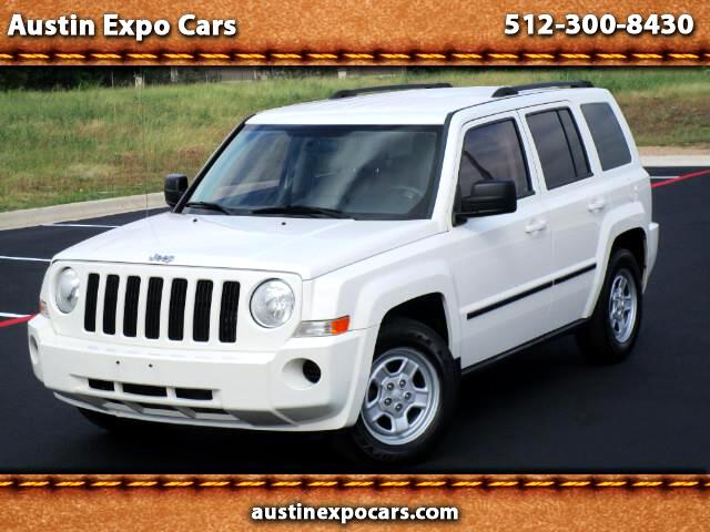 2010 Jeep Patriot Sport 2WD