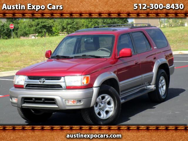 2001 Toyota 4Runner Limited 2WD
