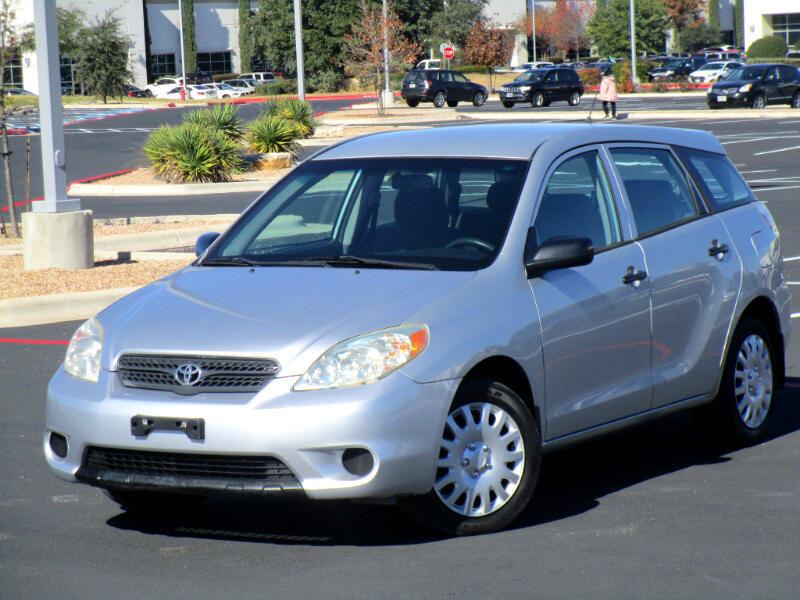 2005 Toyota Matrix 2WD