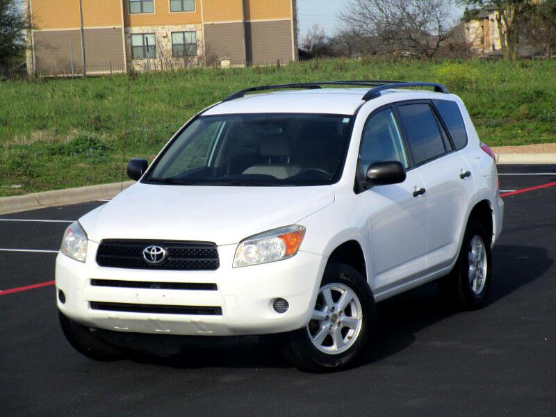 2006 Toyota RAV4 Base I4 2WD