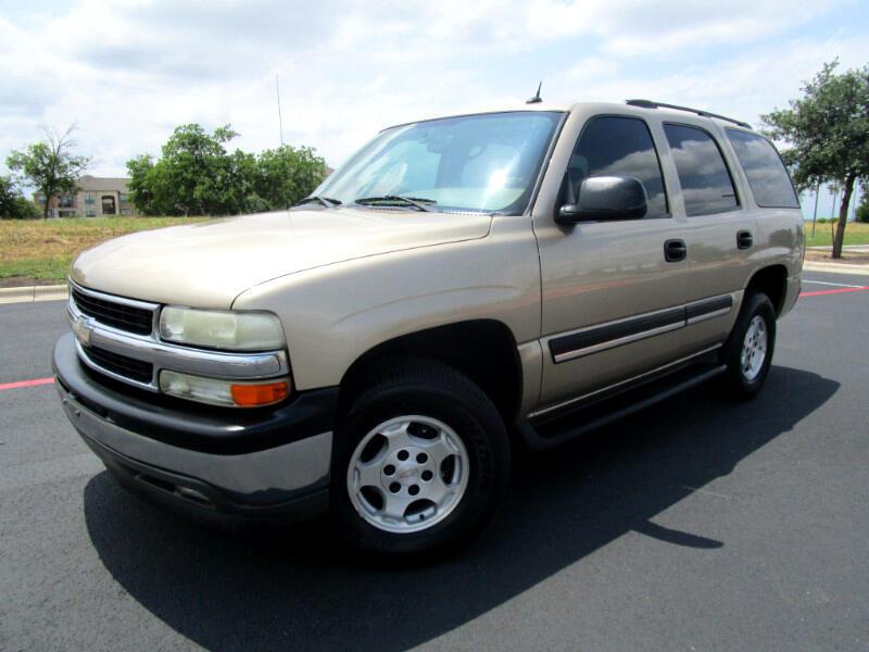 2005 Chevrolet Tahoe 4-Door 2WD