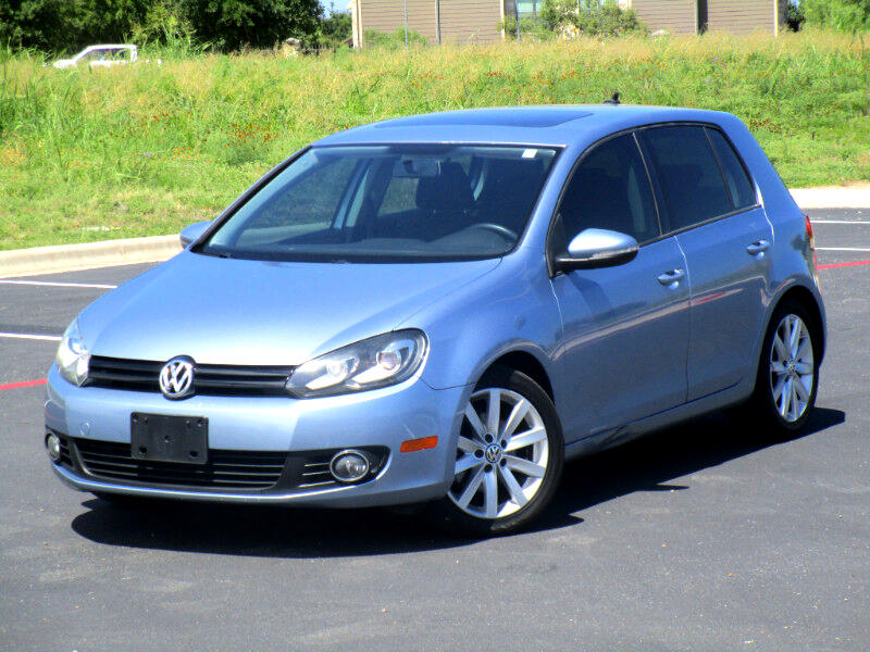 2010 Volkswagen Golf 2.0L 4-Door TDI