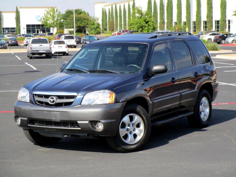 2003 Mazda Tribute ES