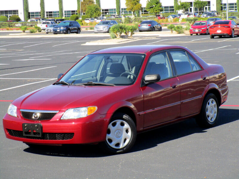 2001 Mazda Protege DX