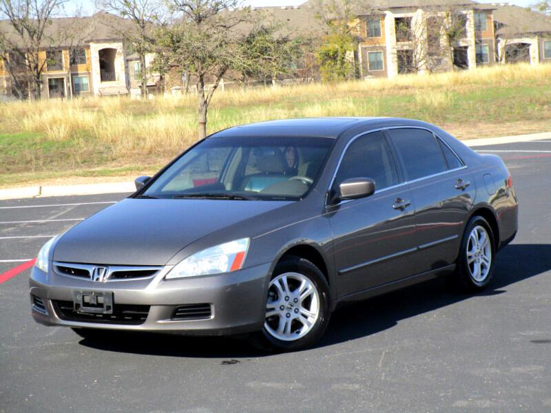 2006 Honda Accord EX Sedan AT w/ Leather and XM Radio