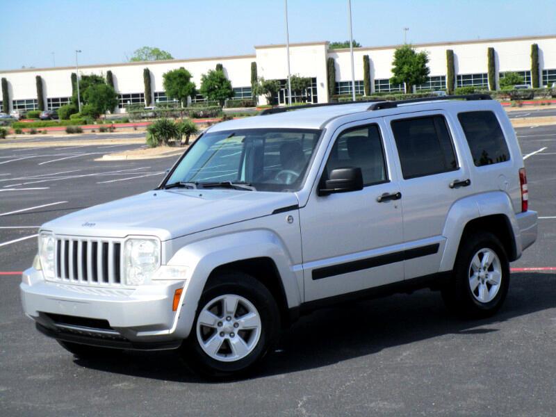 Jeep Liberty Sport 4WD 2009