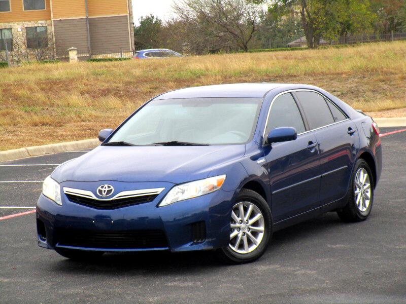 Toyota Camry Hybrid Sedan 2010