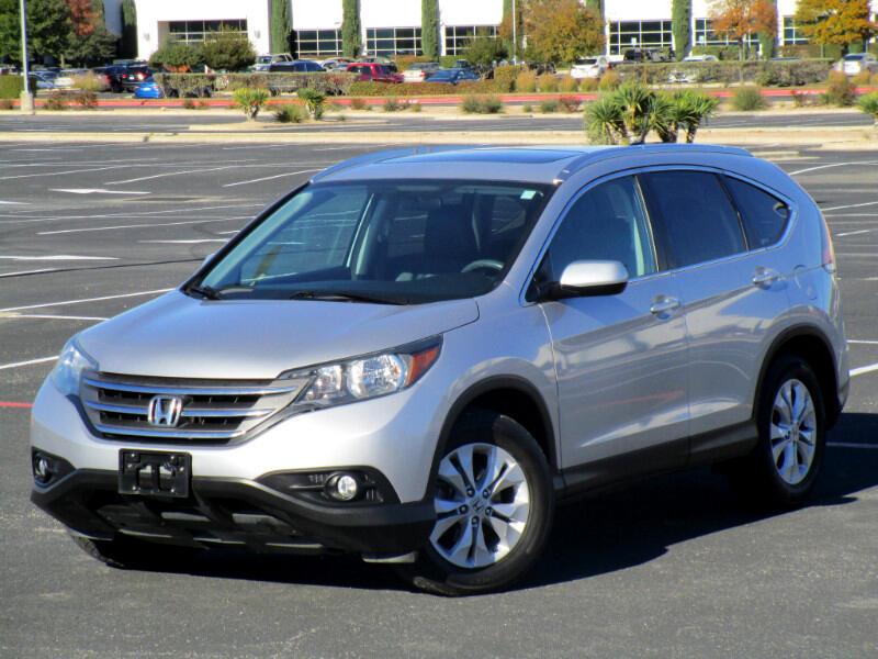 Honda CR-V EX-L 2WD 5-Speed AT 2012