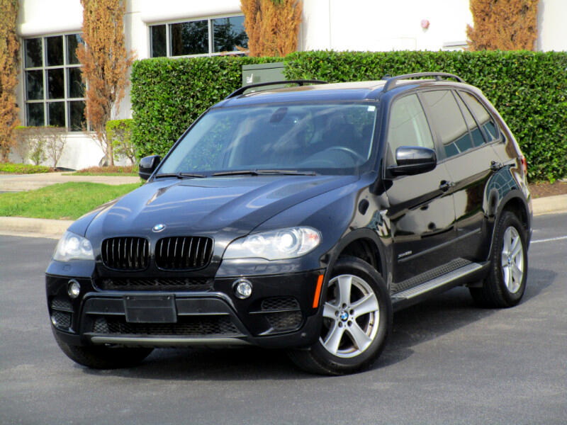 BMW X5 xDrive35d 2011