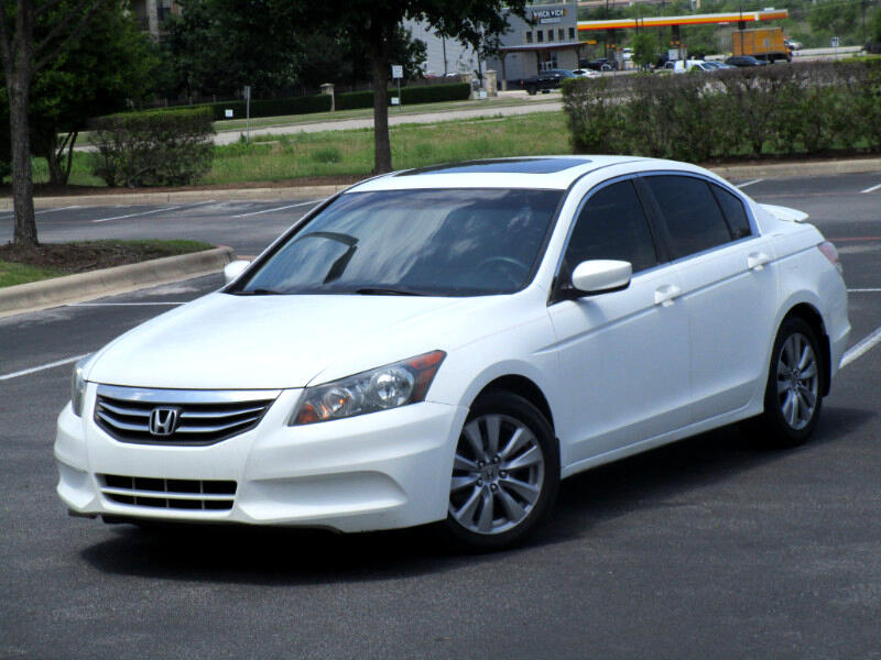 Honda Accord EX Sedan AT 2011