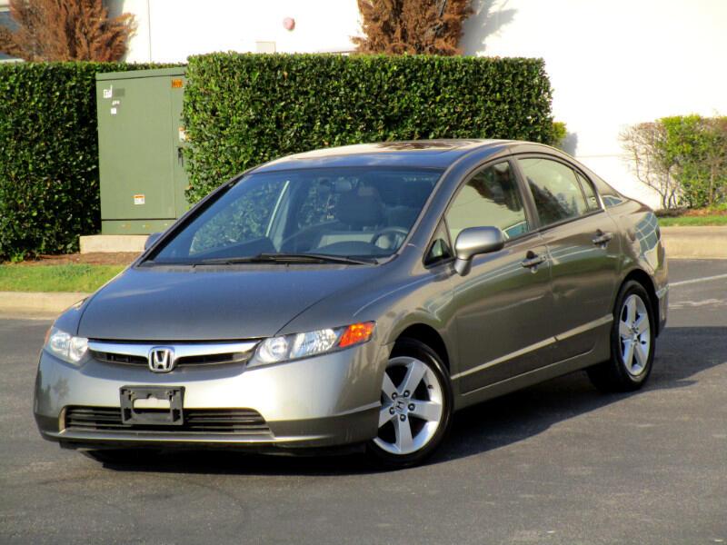 Honda Civic EX sedan AT 2006