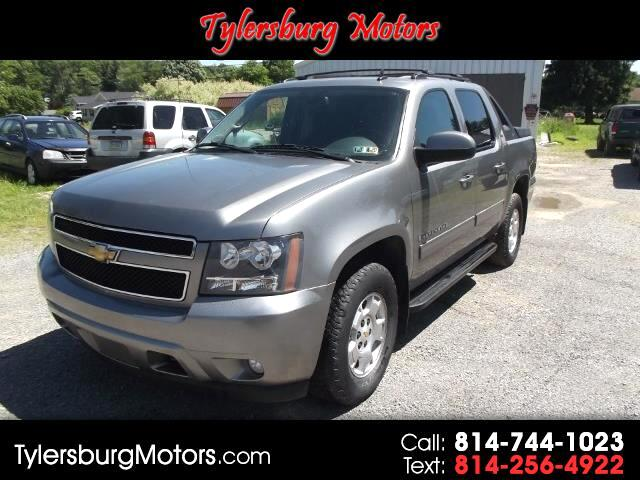 2009 Chevrolet Avalanche LT1 4WD