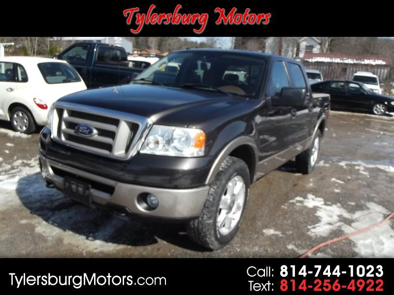 2006 Ford F-150 King-Ranch SuperCrew 5.5-ft. Bed 4WD