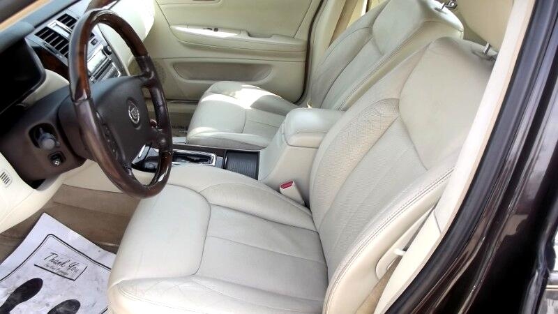 2008 Cadillac DTS Performance