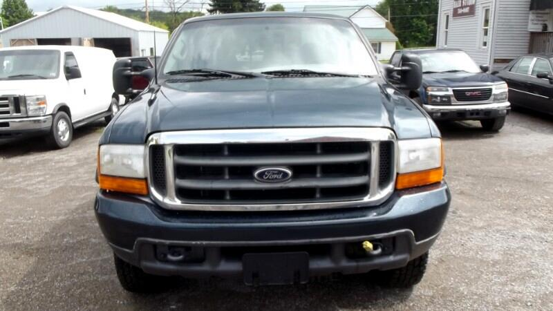 1999 Ford F-350 SD XLT SuperCab Short Bed 4WD