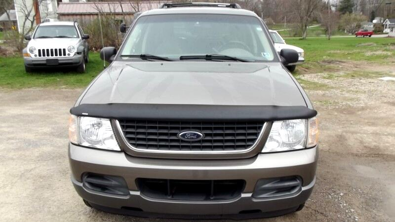 2002 Ford Explorer XLT 4WD