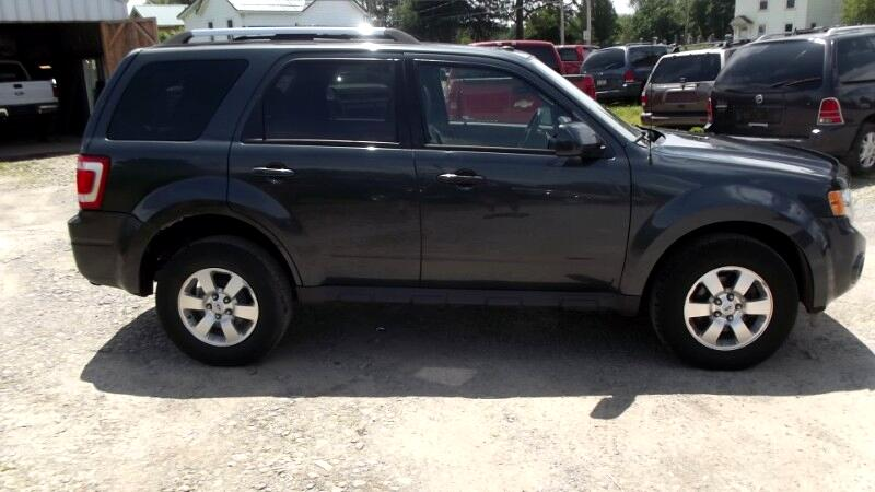 2009 Ford Escape 4WD 4dr Limited