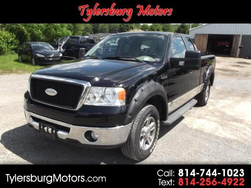 2008 Ford F-150 Supercab 145
