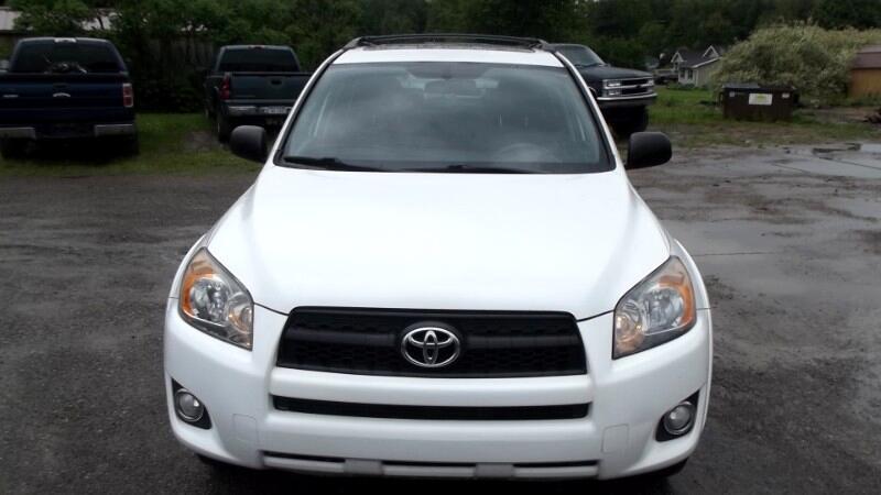 2010 Toyota RAV4 Sport I4 4WD