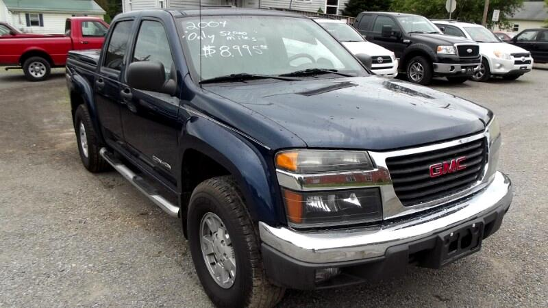 2004 GMC Canyon 2WD Crew Cab 128.3