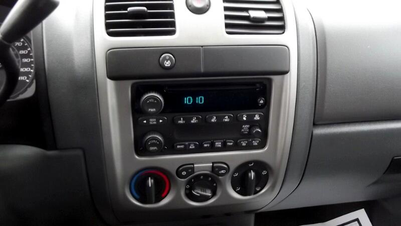 2004 GMC Canyon 2WD Crew Cab 128.3