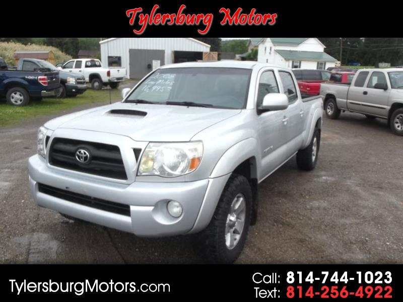 2008 Toyota Tacoma Double Cab Long Bed V6 Automatic 4WD