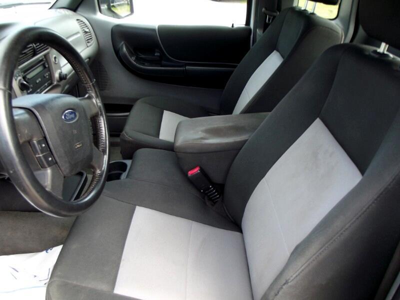 2010 Ford Ranger XLT SuperCab 4-Door 4WD