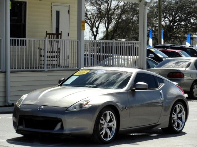 2009 Nissan 370Z 2dr Cpe Auto Touring