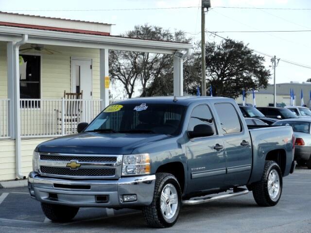 2013 Chevrolet Silverado 1500 LT Crew Cab 4WD