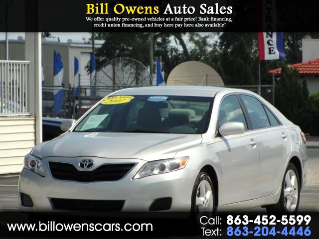 2011 Toyota Camry 4dr Sdn I4 Auto LE (Natl)