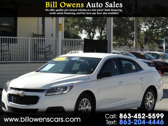 2014 Chevrolet Malibu LS Fleet