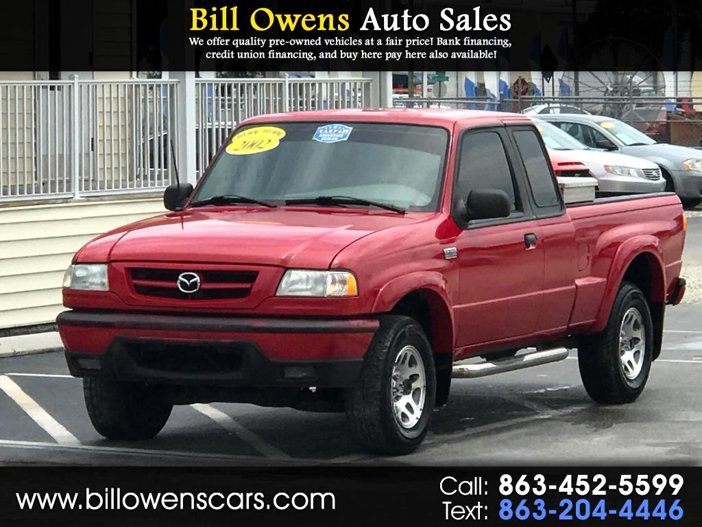 2002 Mazda B-Series 2WD Truck Cab Plus 125