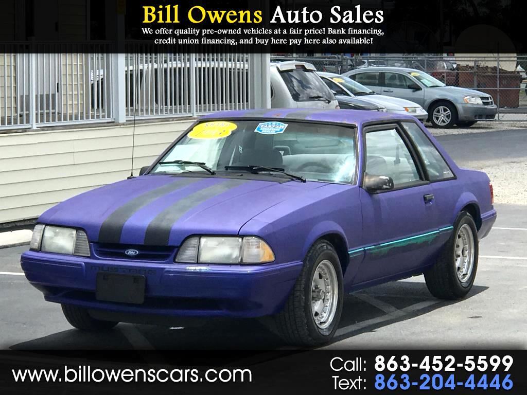 1993 Ford Mustang 2dr LX