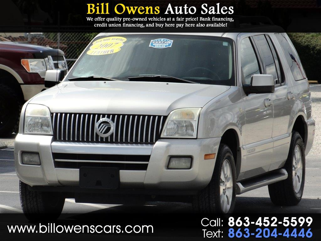 2007 Mercury Mountaineer 2WD 4dr V6