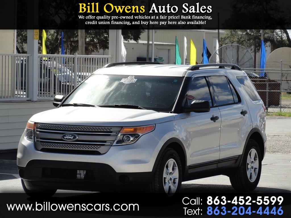 2013 Ford Explorer FWD 4dr Base