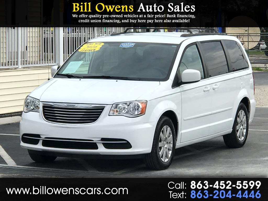 Chrysler Town & Country 4dr Wgn LX 2016