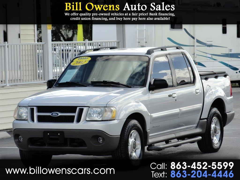 2002 Ford Explorer Sport Trac 2WD