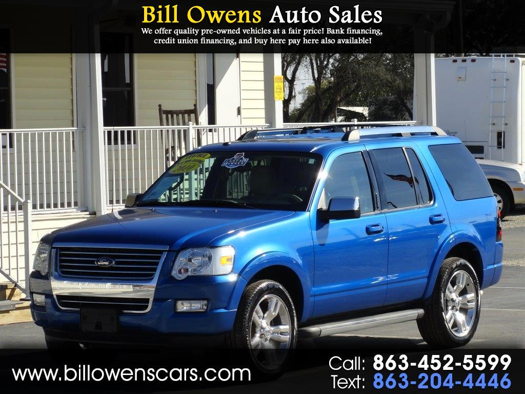 2010 Ford Explorer RWD 4dr Limited
