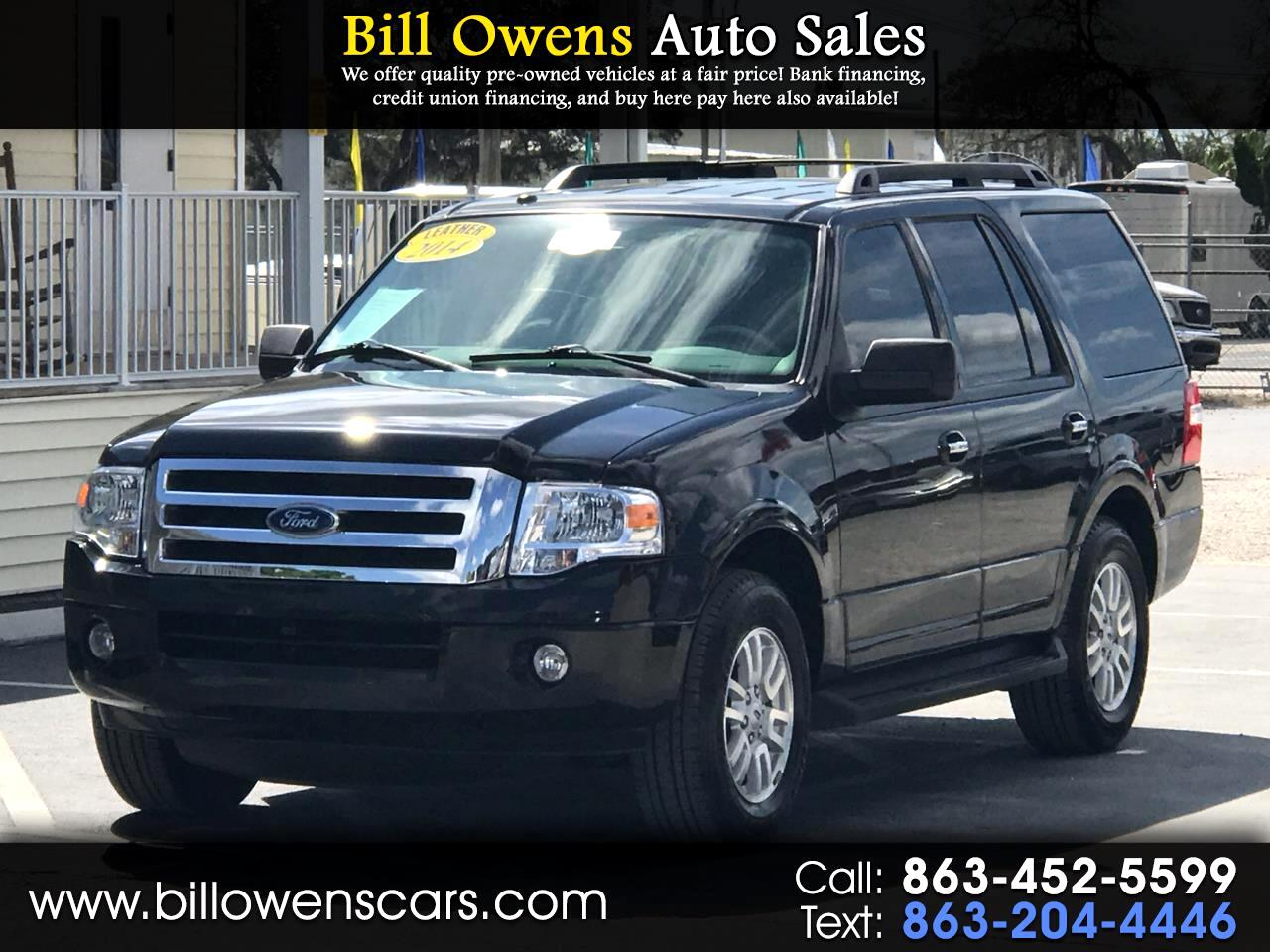 2014 Ford Expedition 2WD 4dr XLT