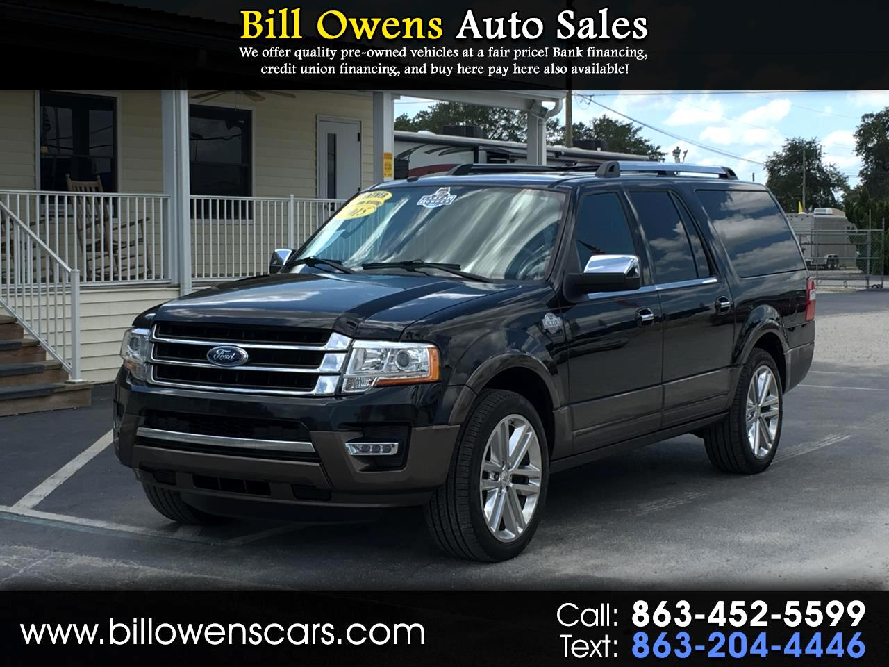 2015 Ford Expedition EL 2WD 4dr King Ranch