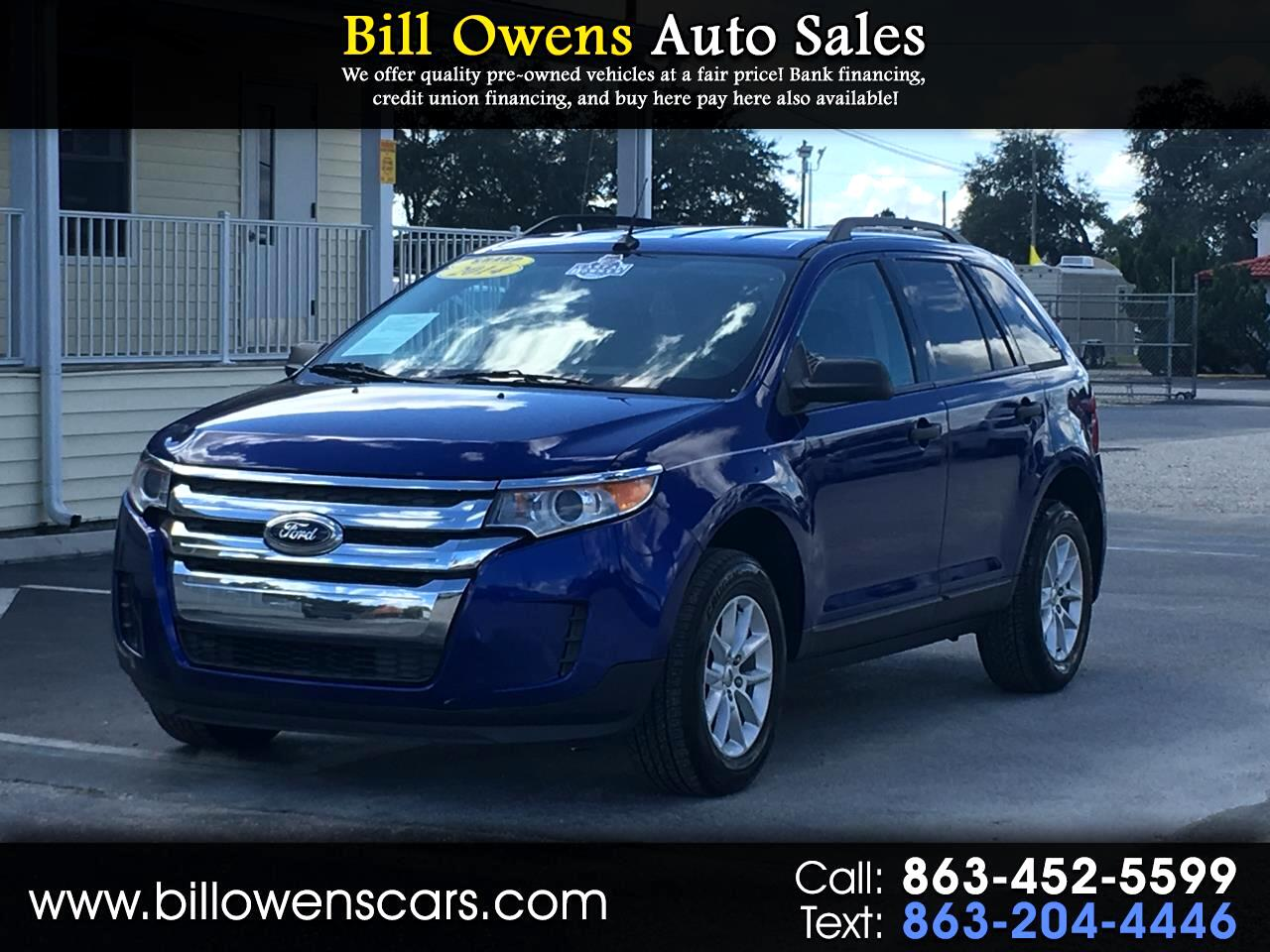 2014 Ford Edge 4dr SE FWD