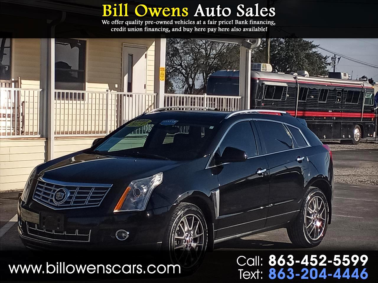 Cadillac SRX FWD 4dr Premium Collection 2015