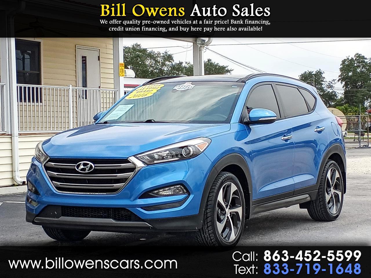 Hyundai Tucson FWD 4dr Limited 2016