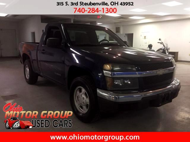 2004 Chevrolet Colorado Work Truck 2WD
