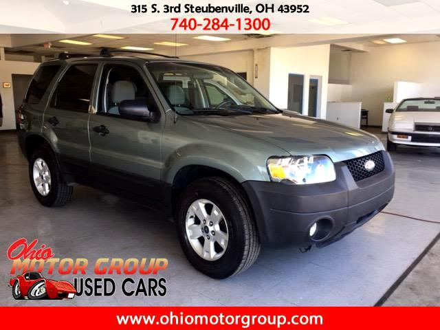 2007 Ford Escape XLT 4WD I4