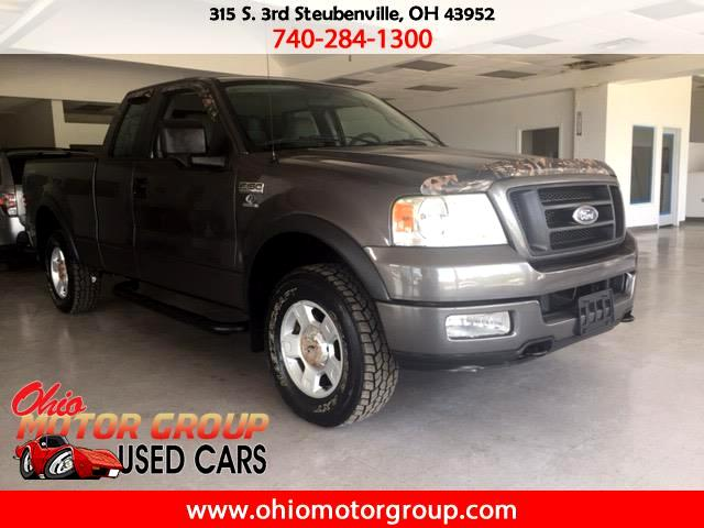"2005 Ford F-150 4WD SuperCab 145"" STX"