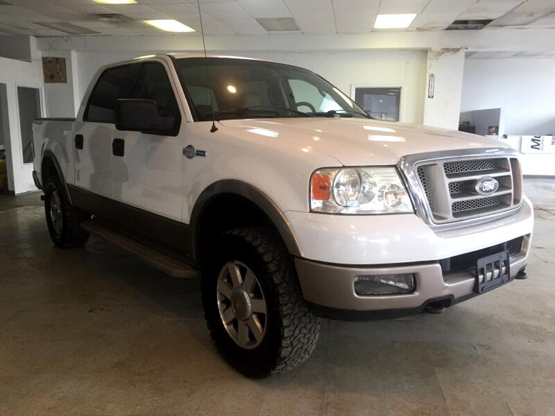 2005 Ford F-150 King Ranch 4WD SuperCrew 5.5' Box