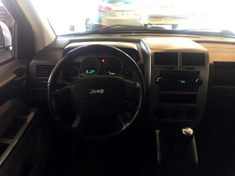 2007 Jeep Compass Limited 4x4